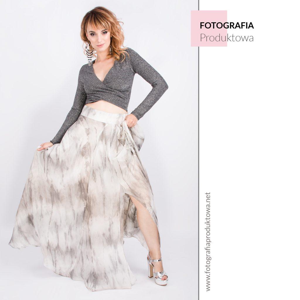 sesje zdjęciowe z modelką, lookbook fotografia produktowa