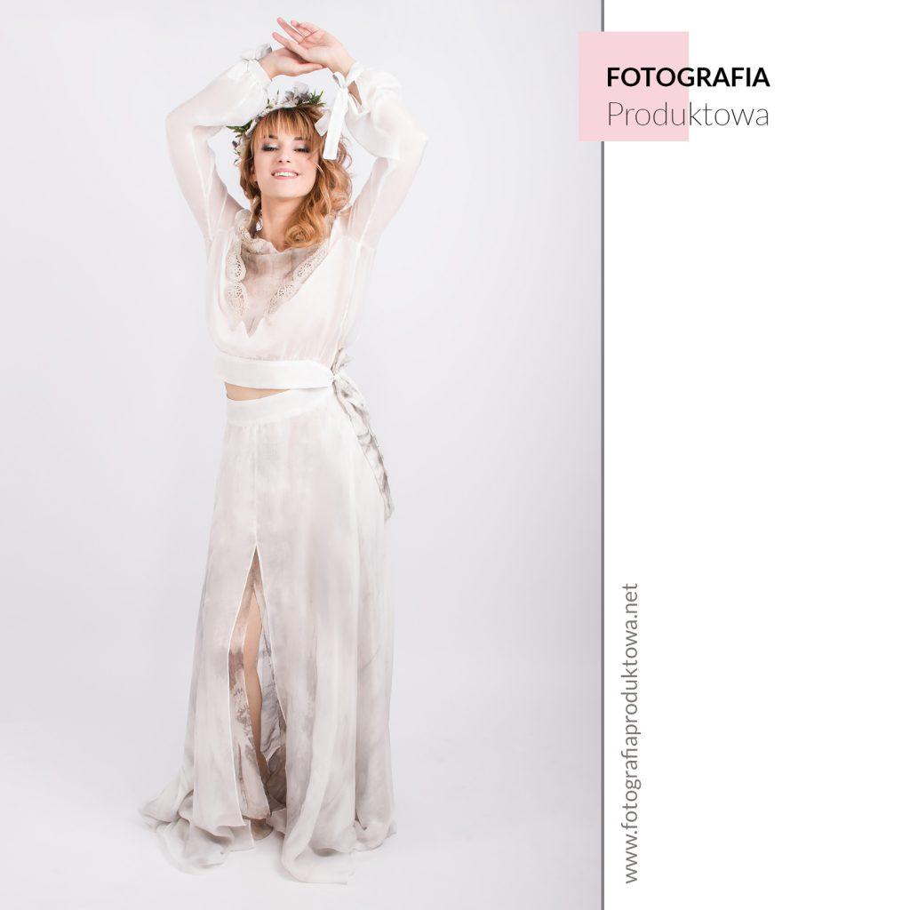 sesje zdjęciowe z modelką, fotografia produktowa, lookbook